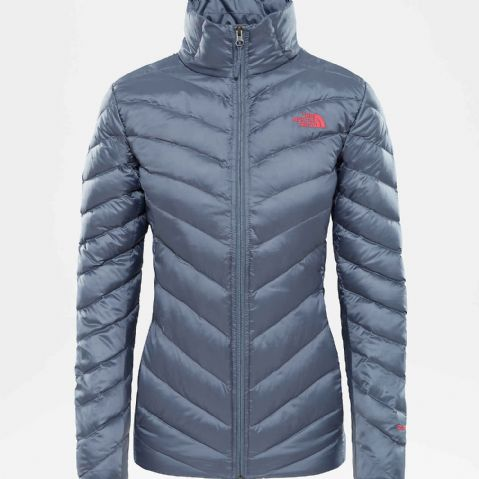 The North Face Womens Trevail Jacket - Down Filled - Warm and Lightweight